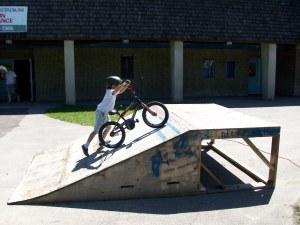 zach bike ramp