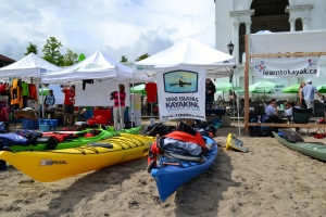 1000 Islands Kayaking at MEC Paddlefest